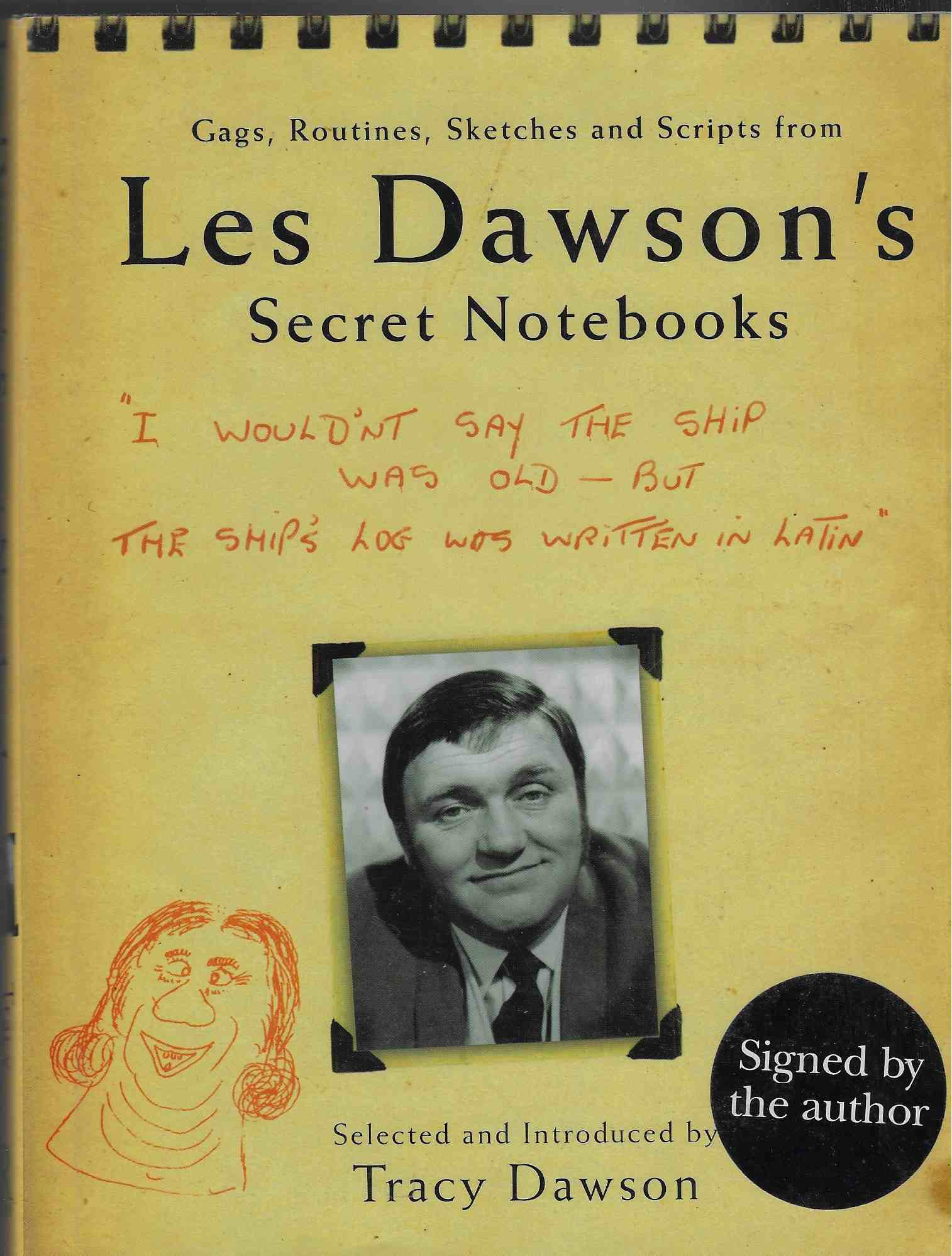 Image for Gags, Routines, Sketches and Scripts from Les Dawson's Secret Notebooks
