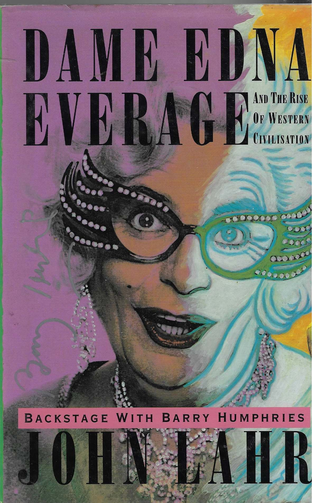 Image for Dame Edna Everage and the Rise of Western Civilisation - Backstage with Barry Humphries