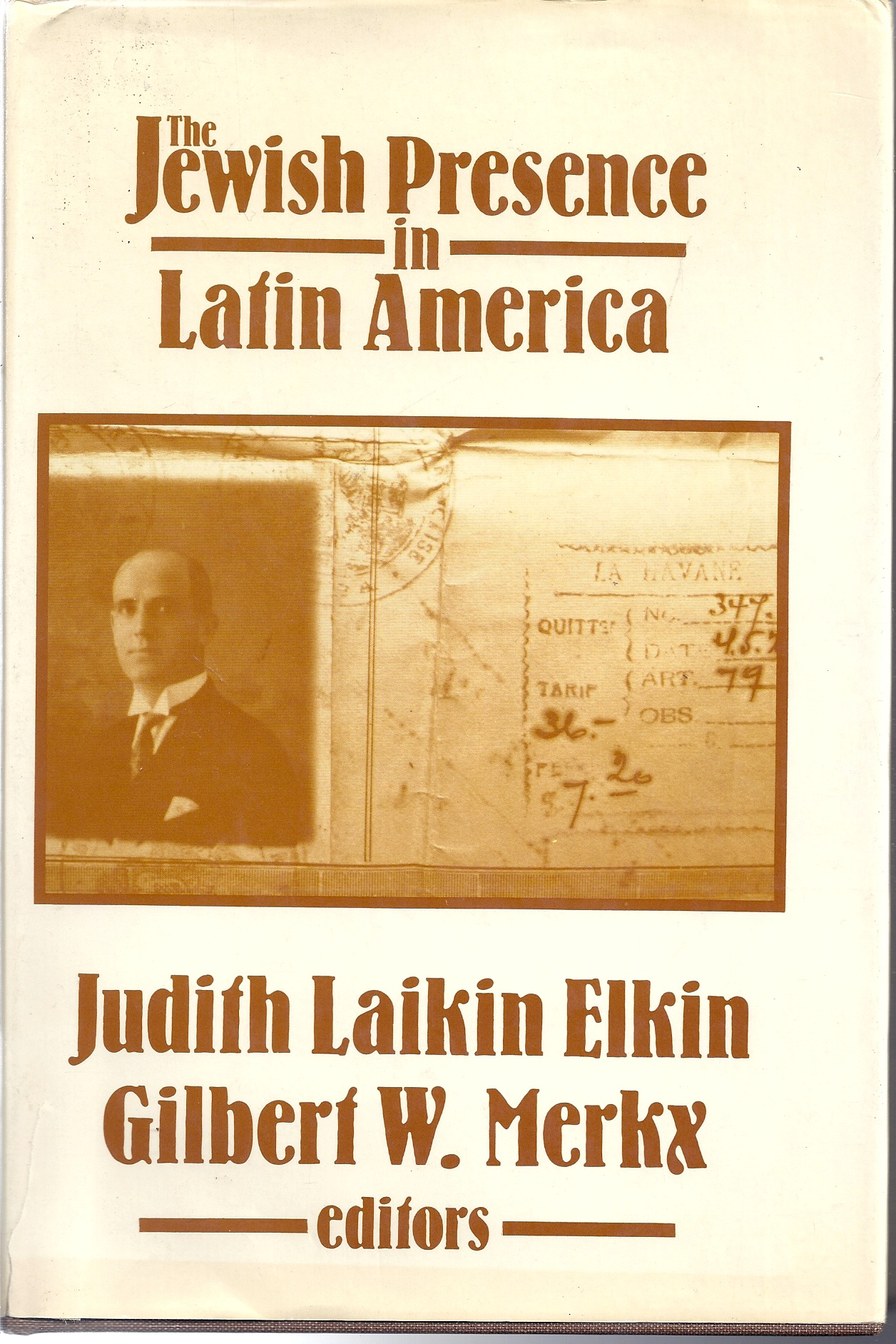 Image for The Jewish Presence in Latin America