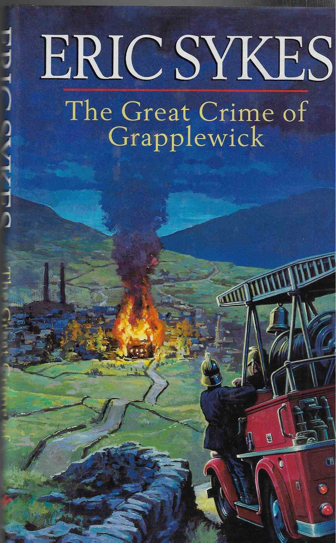Image for The Great Crime of Grapplewick (Signed Copy)