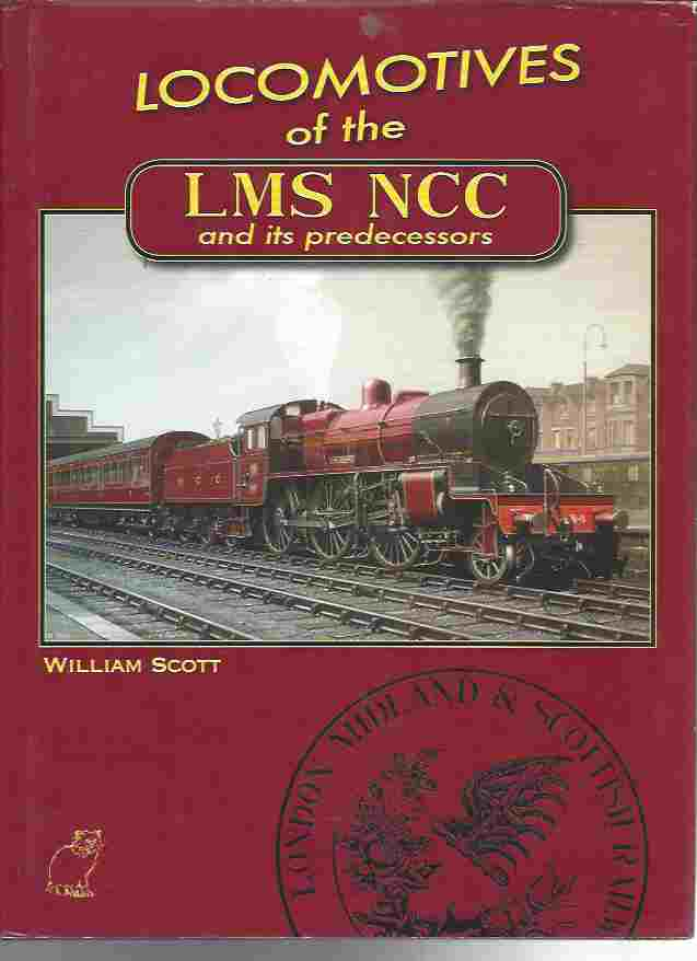 Image for Locomotives of the LMS