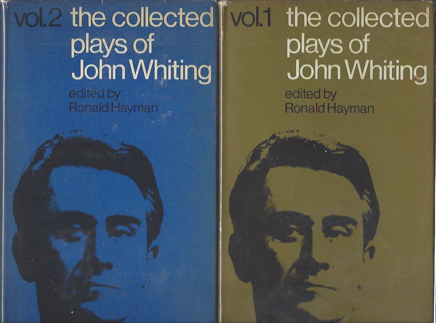 Image for The Collected Plays of John Whiting, volumes 1 and 2