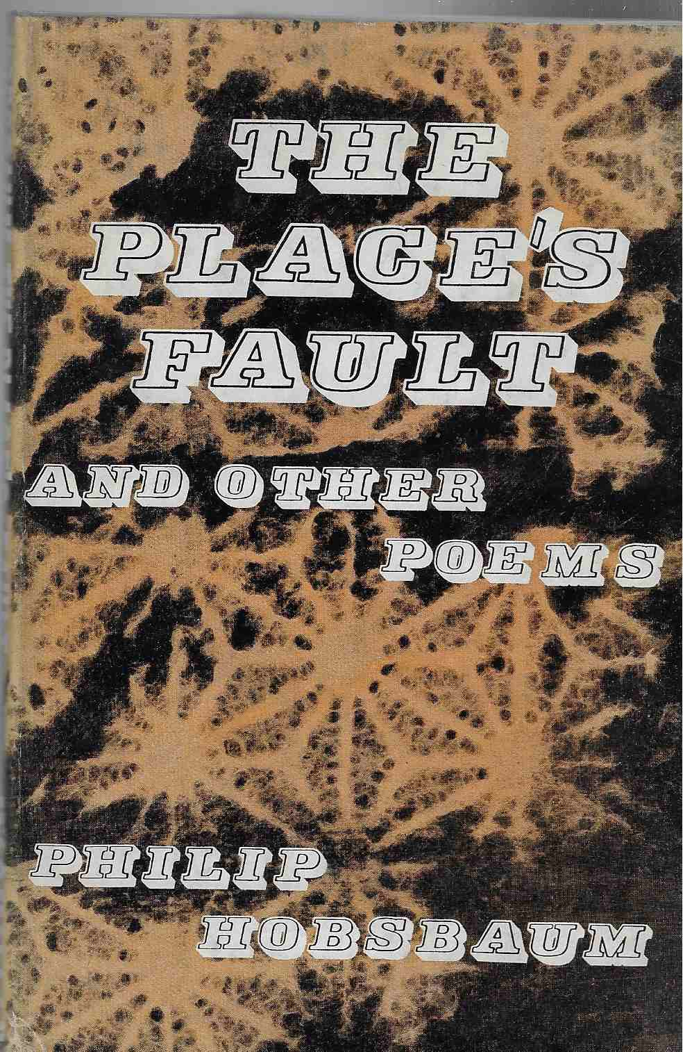 Image for The Place's Fault, and other poems [signed copy]