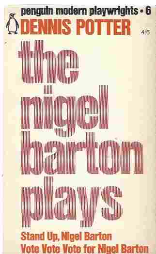 Image for The Nigel Barton Plays