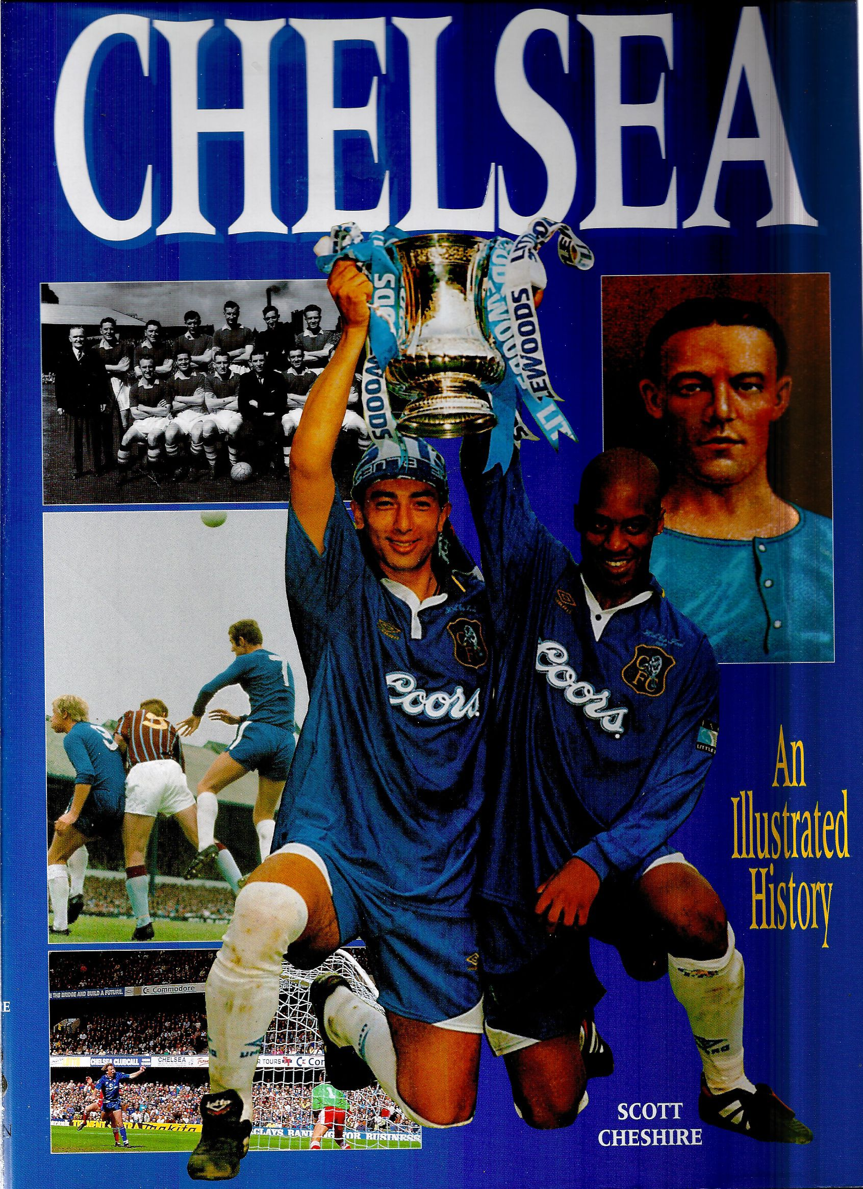 Image for Chelsea  An Illustrated History