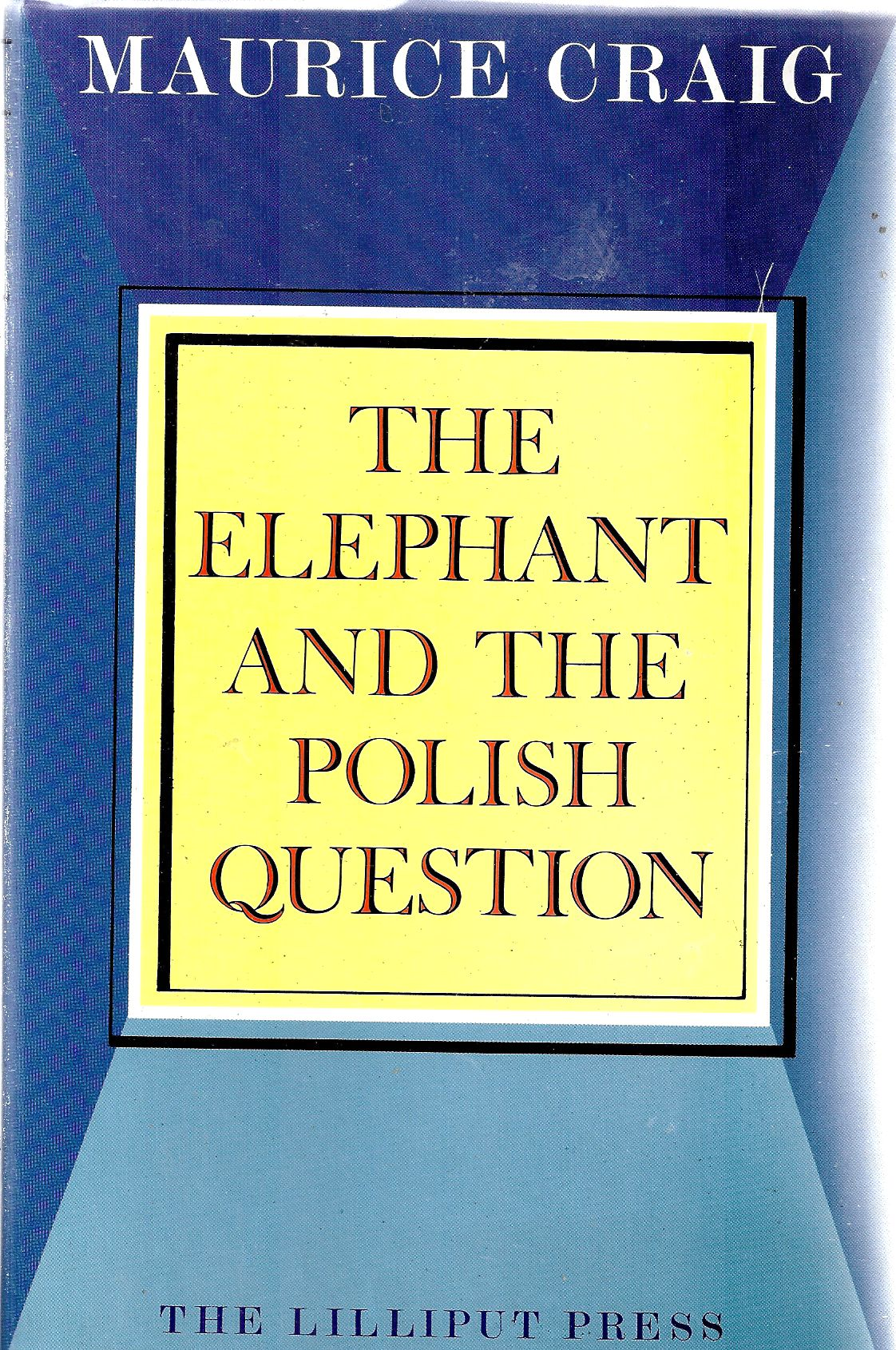 Image for The Elephant and the Polish Question