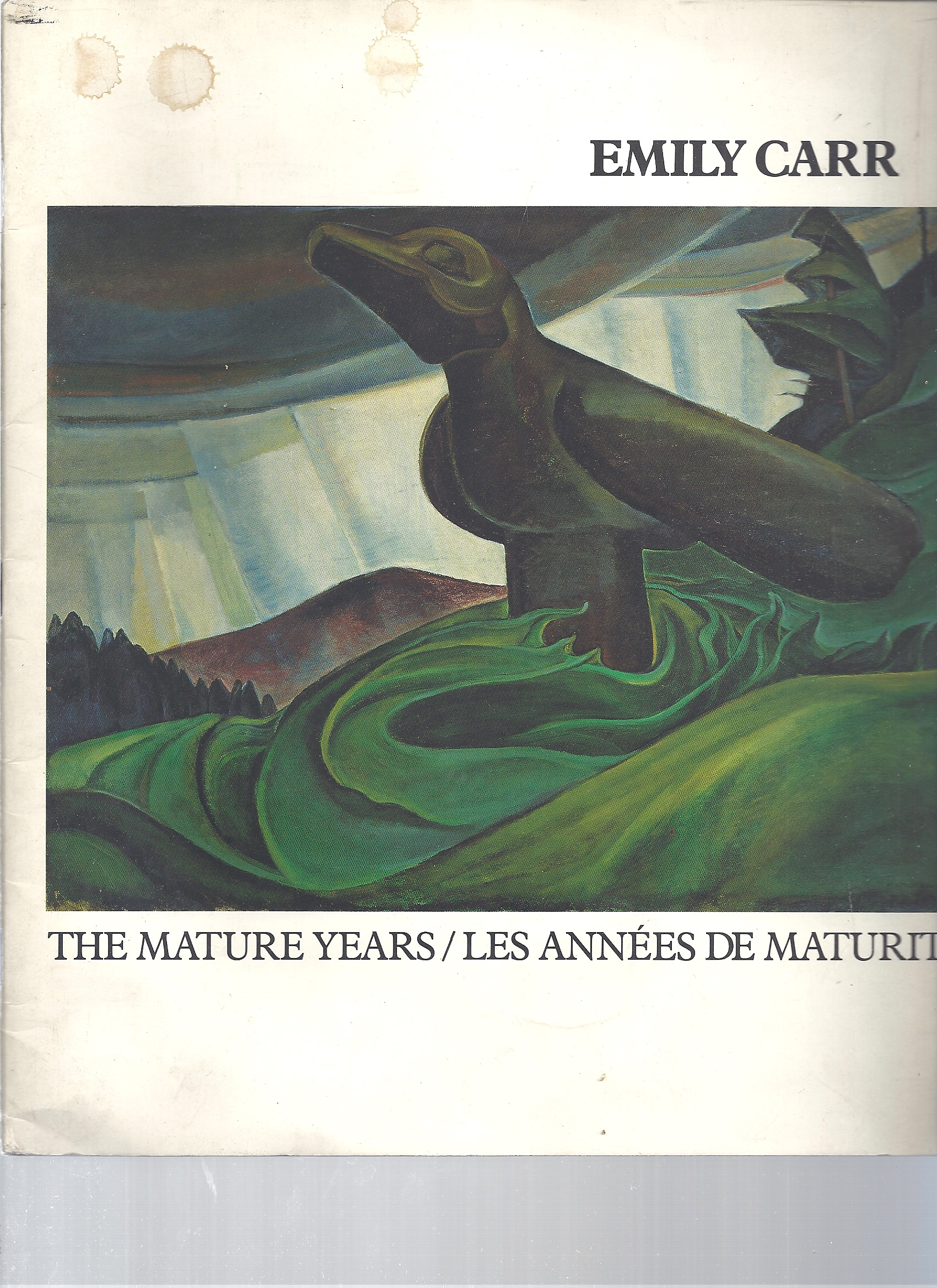 Image for The Mature Years / Les Annees de Maturite
