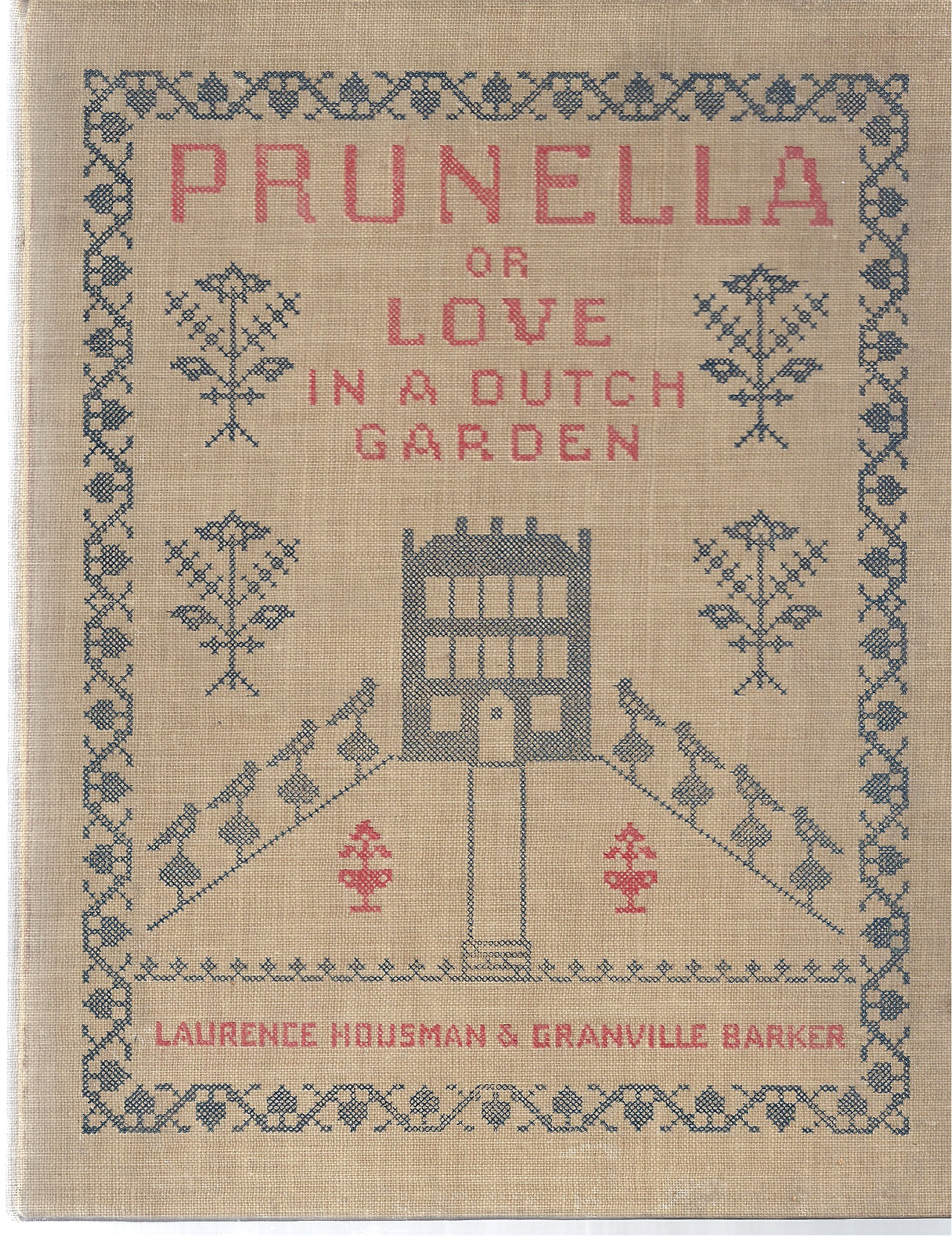 Image for Prunella, or Love in a Dutch Garden