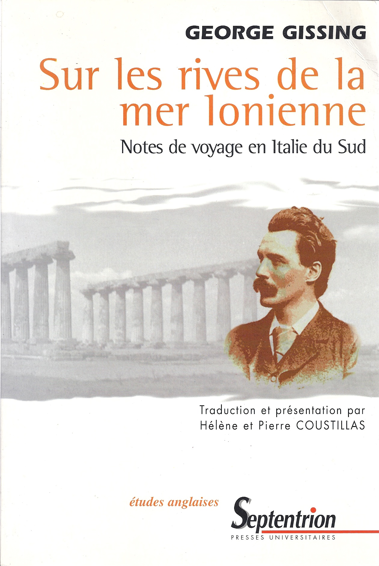 Image for Sur les rives de la mer Ionienne   Notes de voyage en Italie du Sud