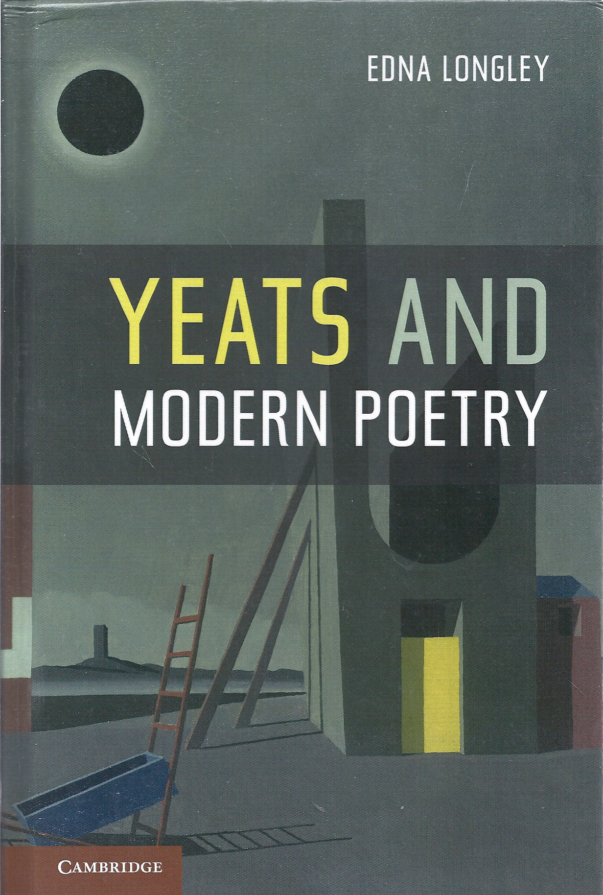 Image for Yeats and Modern Poetry