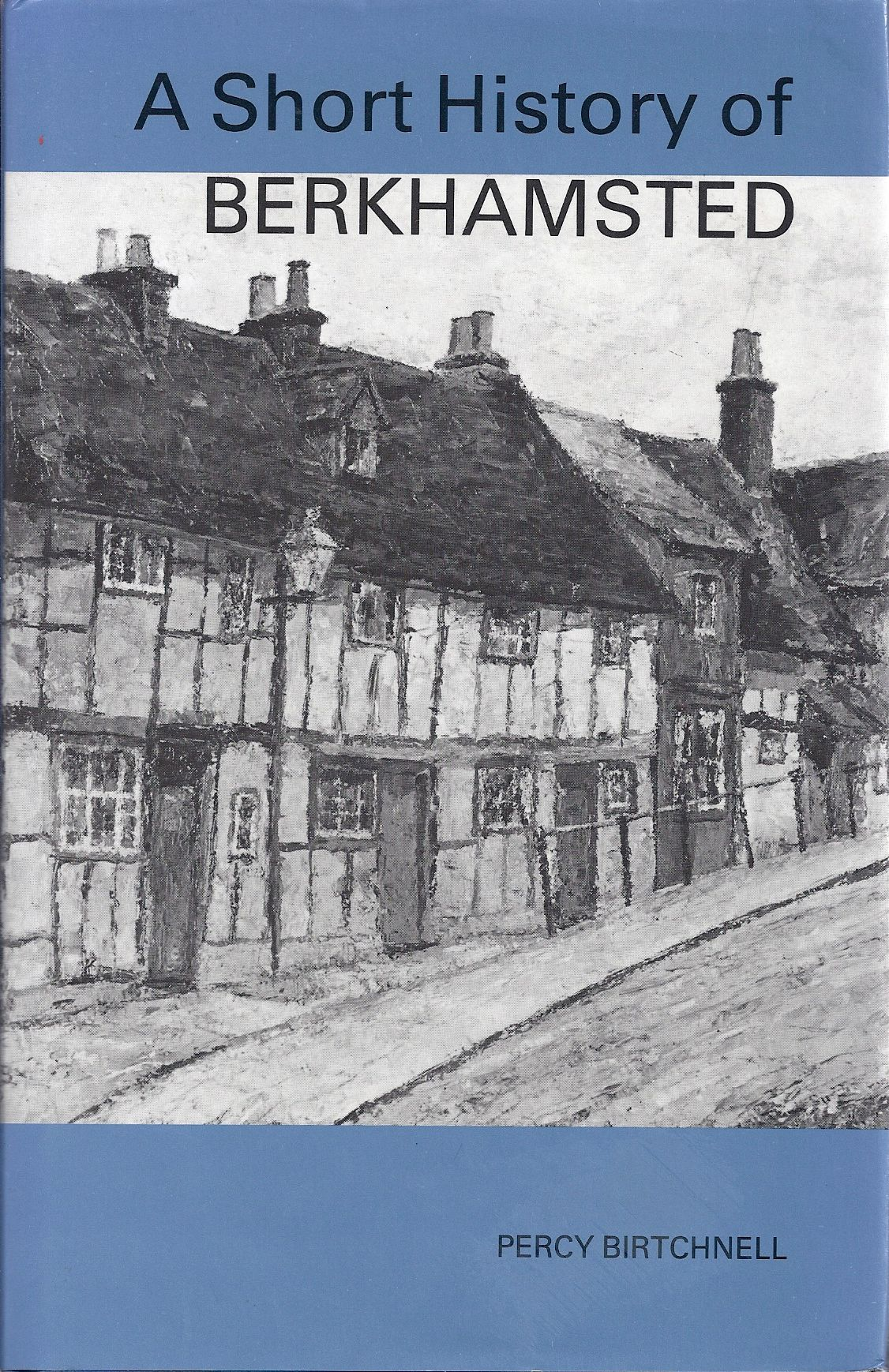 Image for A Short History of Berkhamsted
