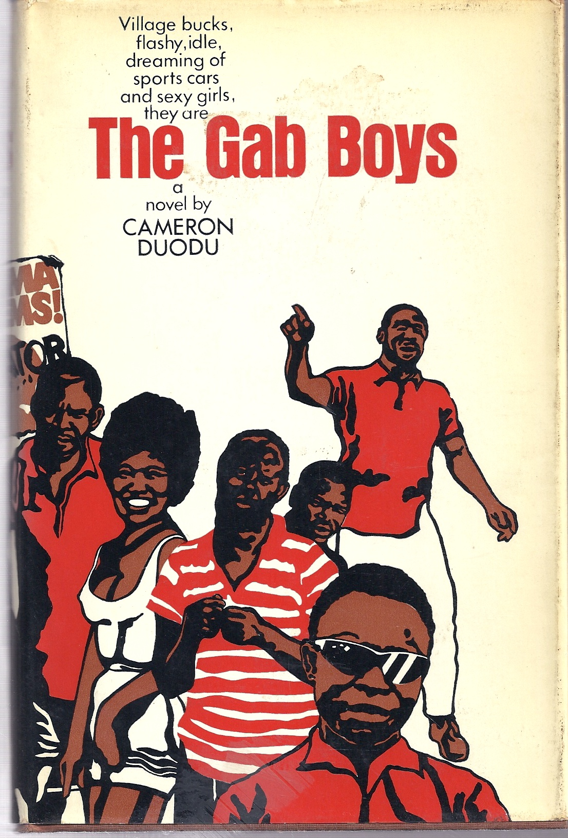 Image for The Gab Boys [signed copy]