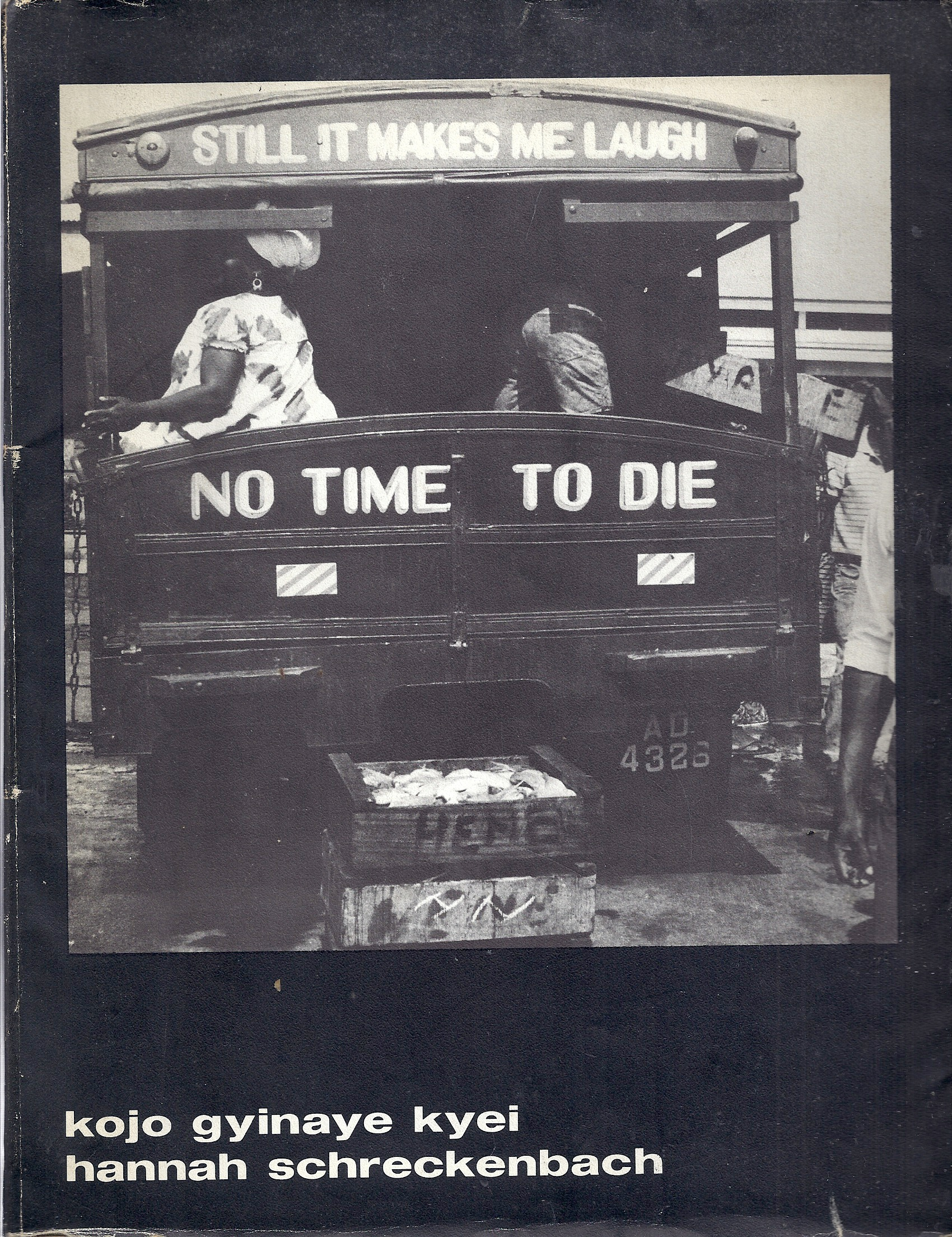 Image for No Time to Die [signed copy]