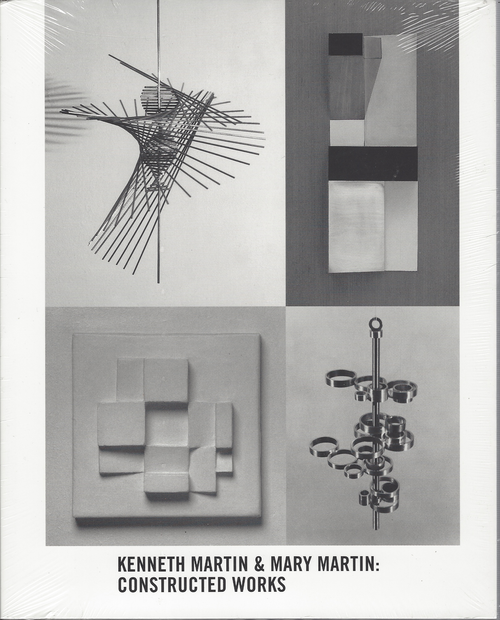 Image for Kenneth Martin and Mary Martin: Constructed Works