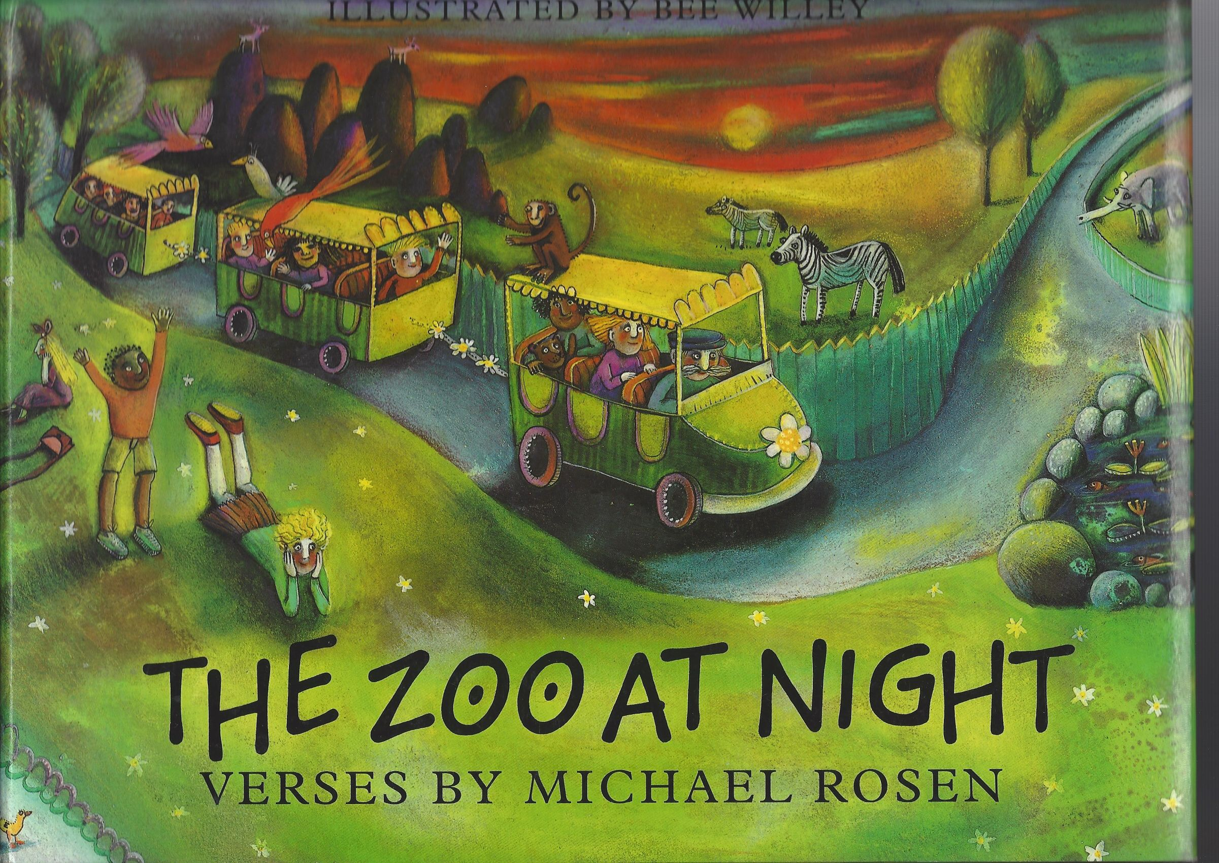 Image for The Zoo at Night