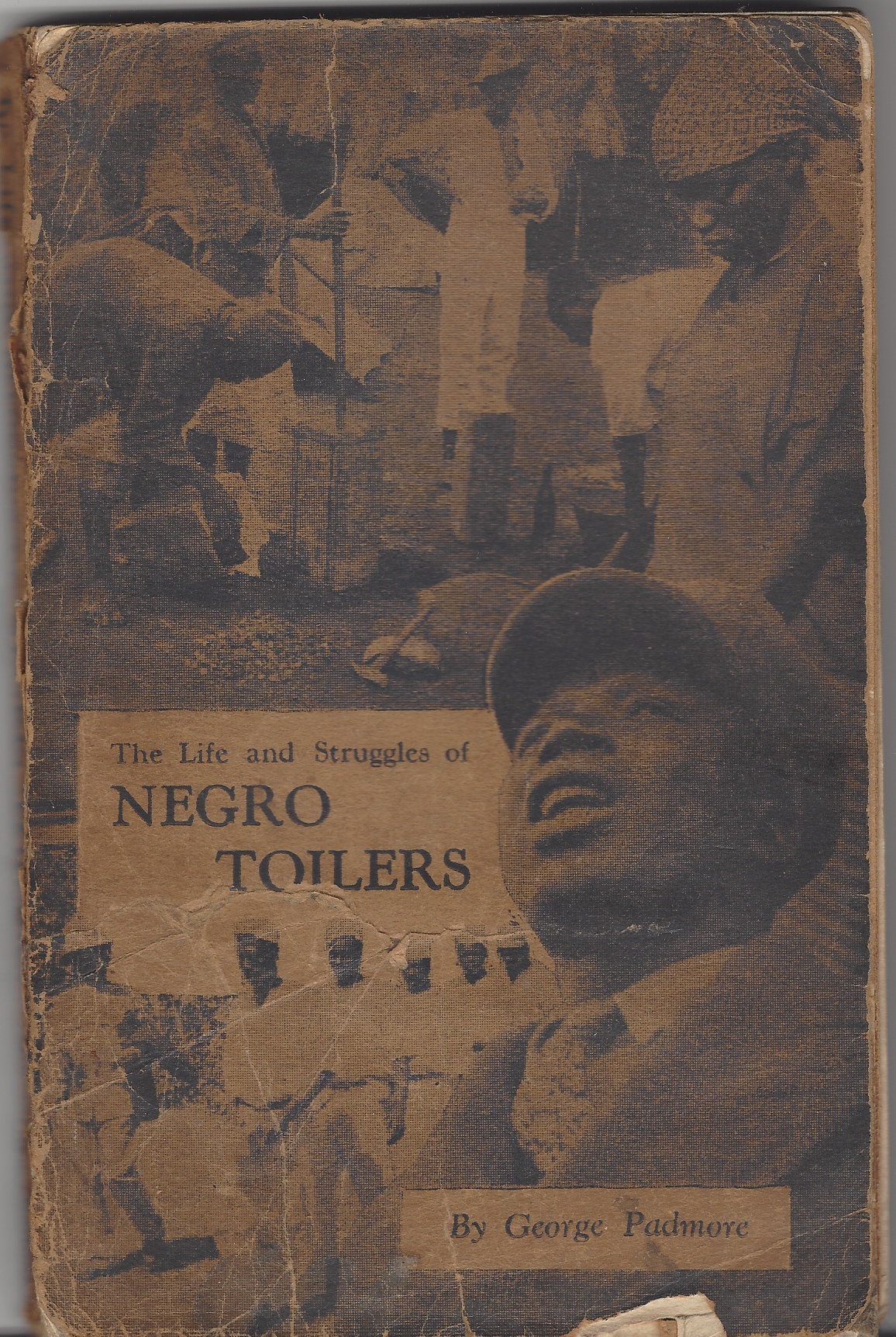 Image for The Life and Struggles of Negro Toilers