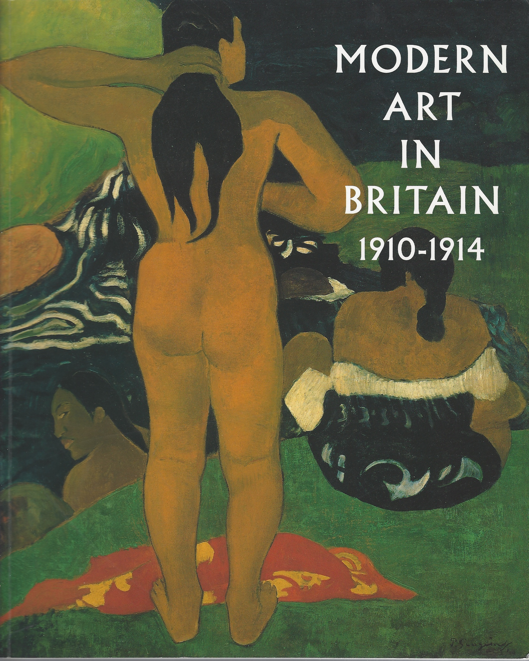 Image for Modern Art in Britain 1910- 1914