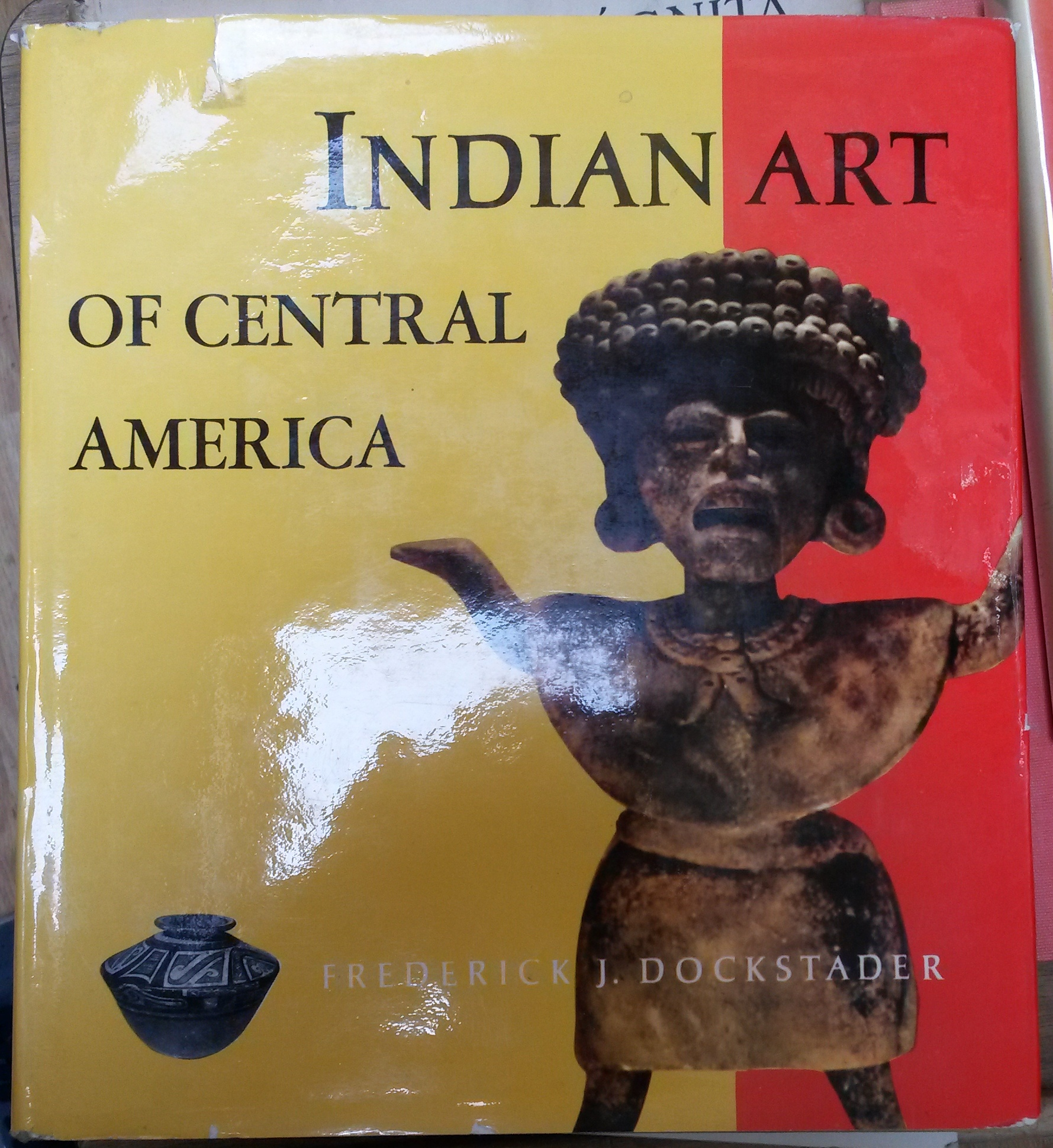 Image for Indian Art of Central America