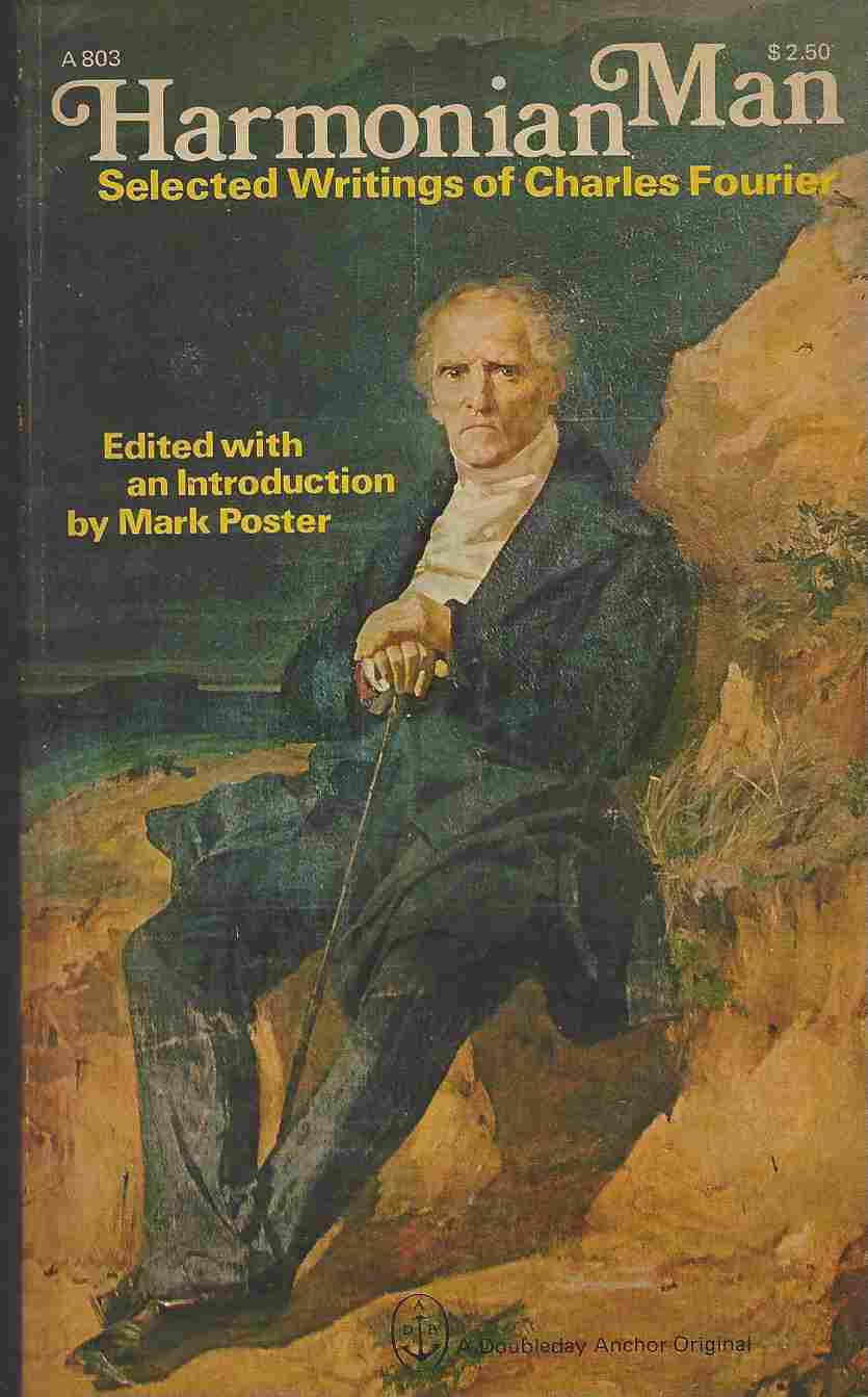 Image for Harmonian Man Selected Writings of Charles Fourier