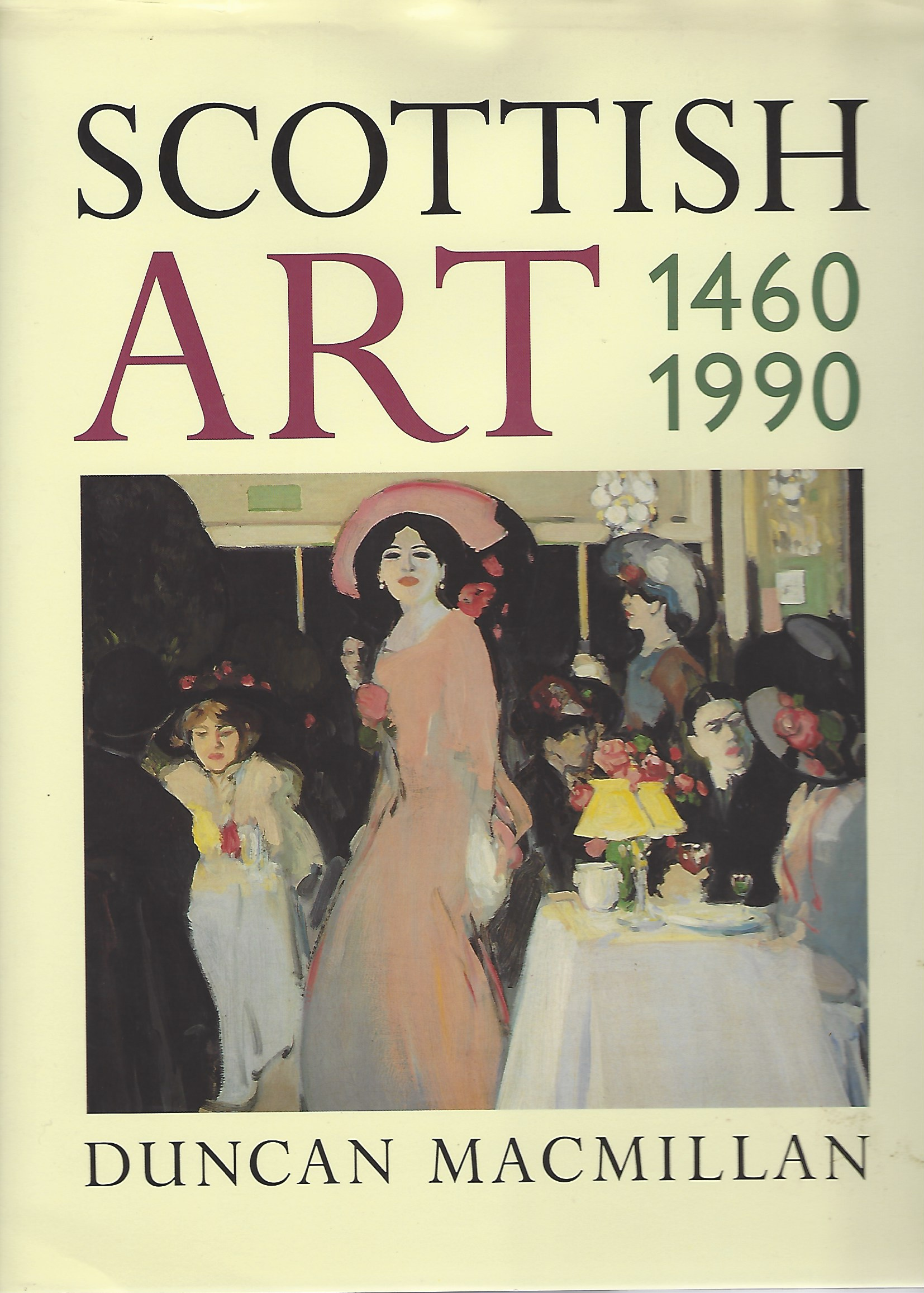 Image for Scottish Art, 1460-1990