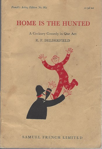 Image for Home is the Hunted