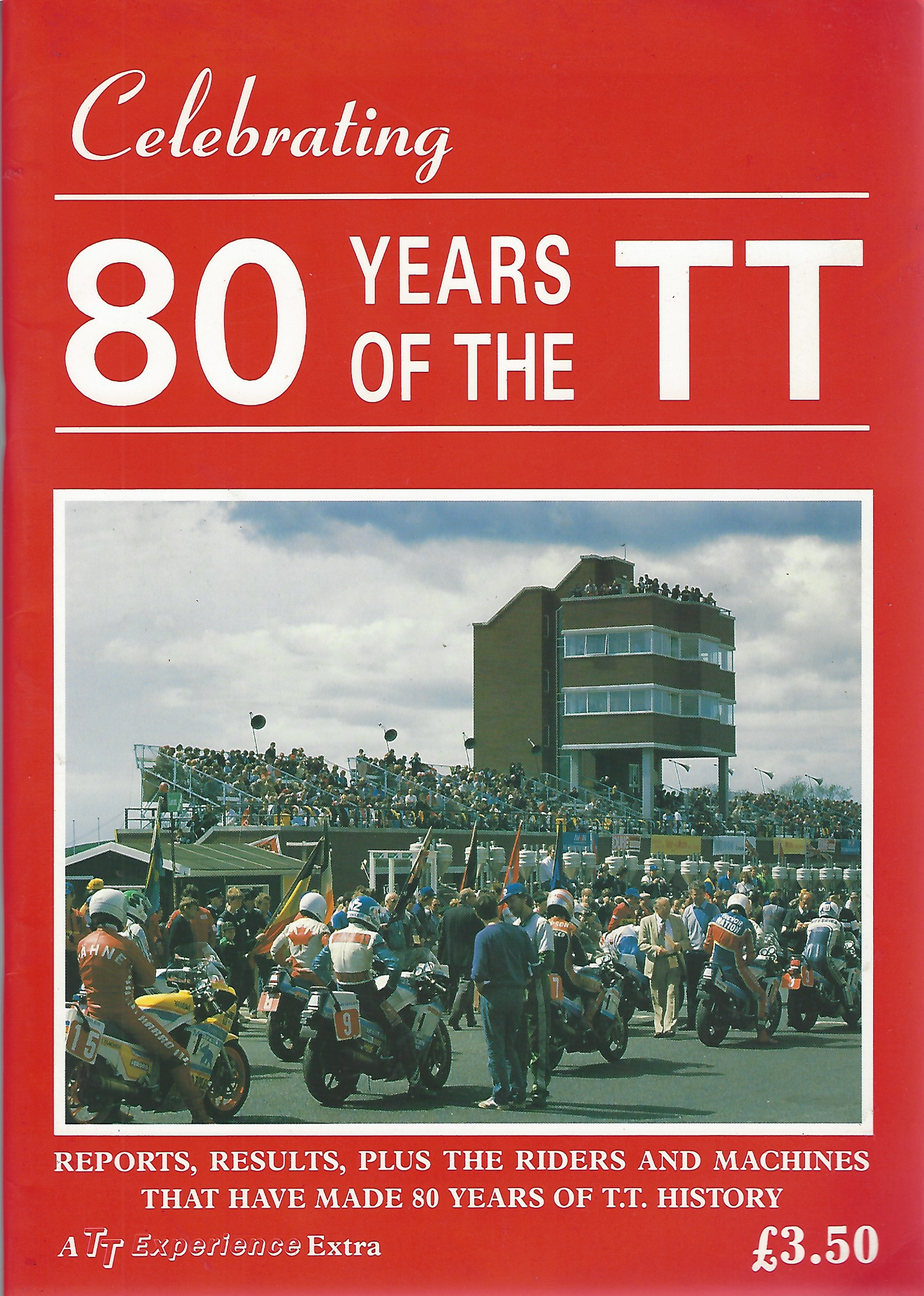 Image for Celebrating 80 Years of the TT