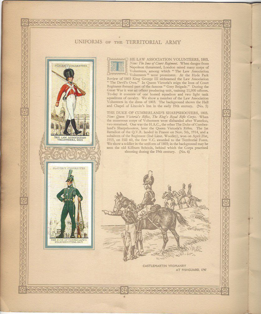 Image for Uniforms of the Territorial Army