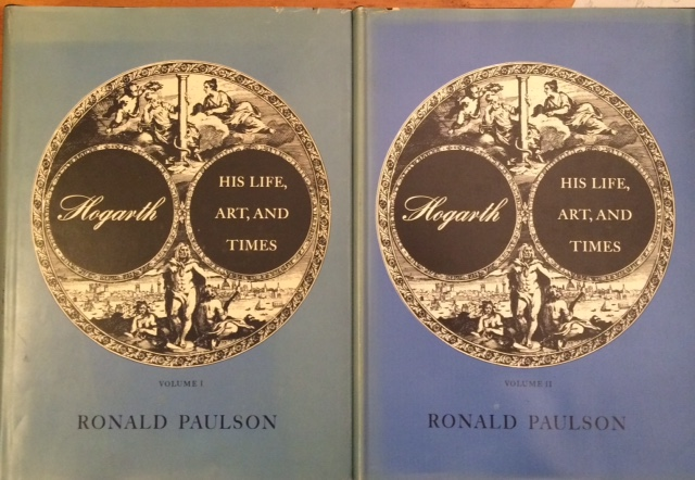 Image for Hogarth  His Life, Art and Times [2 Volumes]