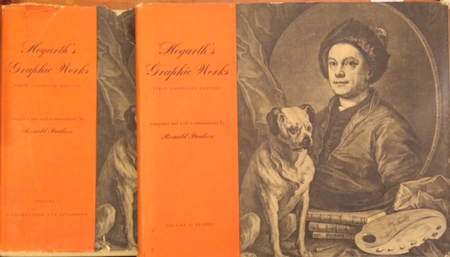 Image for Hogarth's Graphic Works [2 Volumes] First Complete Edition