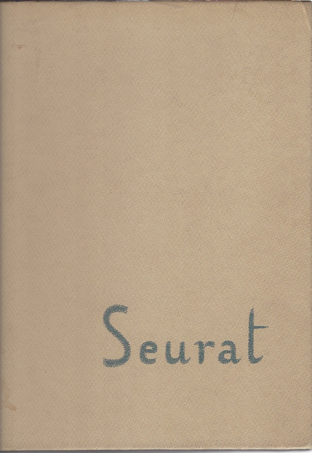 Image for The Drawings of Georges Seurat.