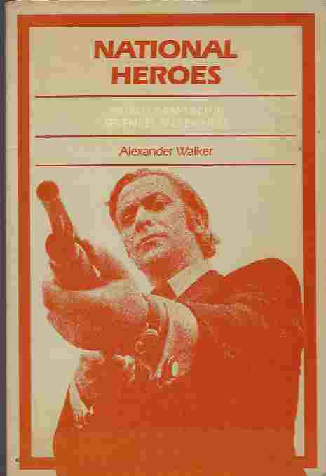 Image for National Heroes  British Cinema in the 70's and 80's