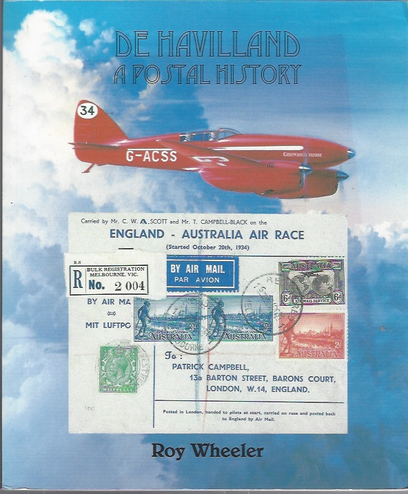 Image for De Havilland  A Postal History