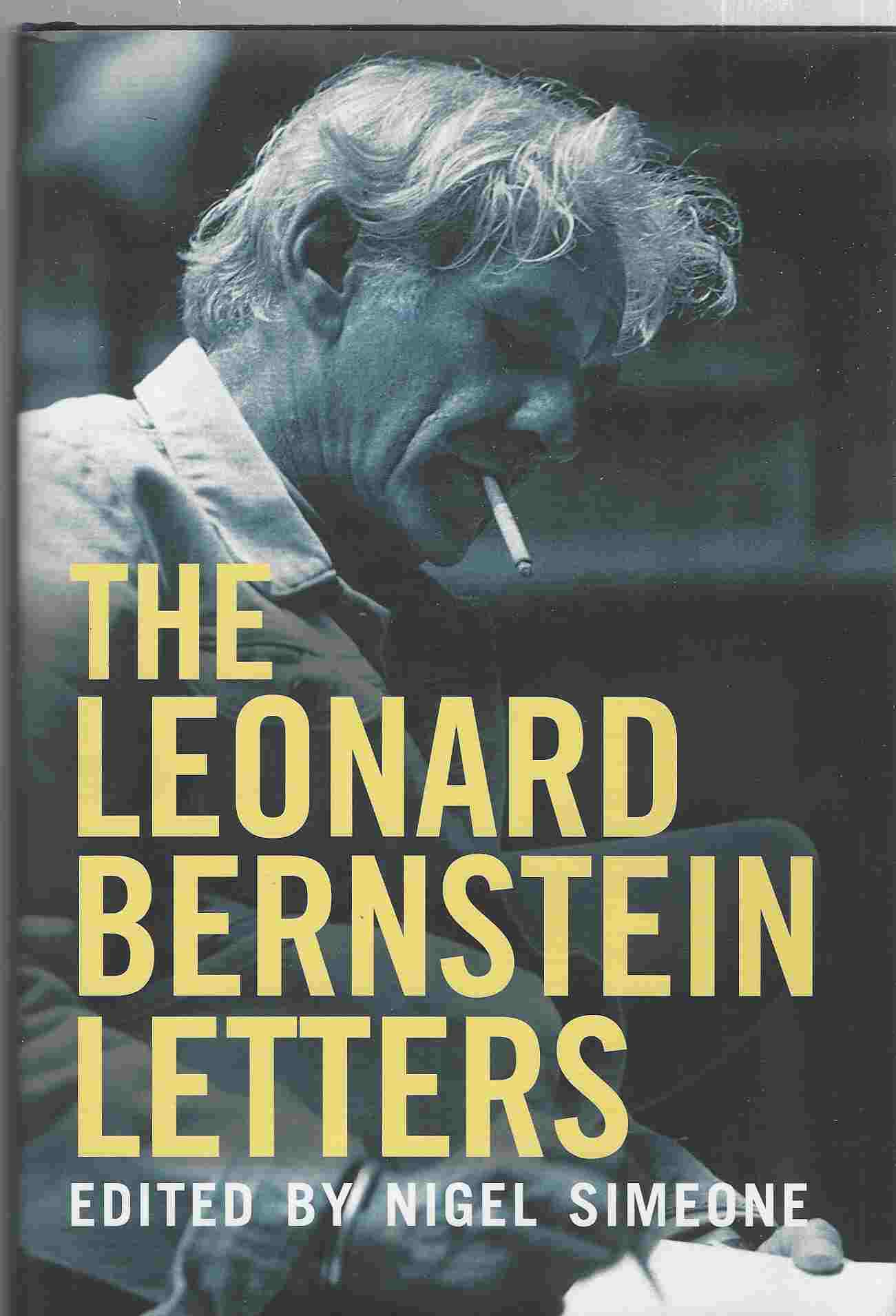 Image for The Leonard Bernstein Letters