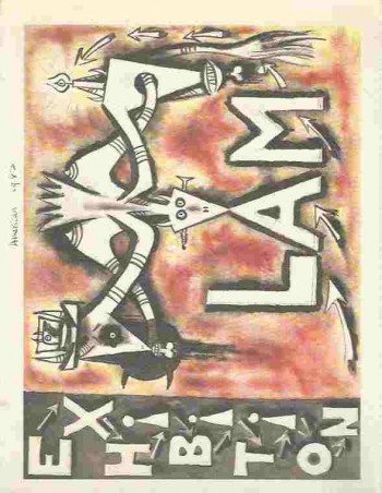 Image for Wilfredo Lam: Early Works, 1942 to 1951 Paintings, Gouache, Watercolors & Drawings