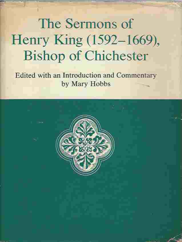 Image for The Sermons of Henry King  , Bishop of Chichester