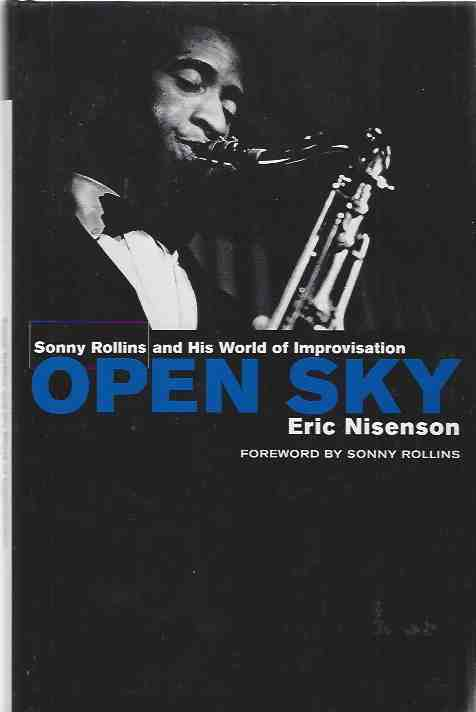 Image for Open Sky - Sonny Rollins and His World of Improvisation