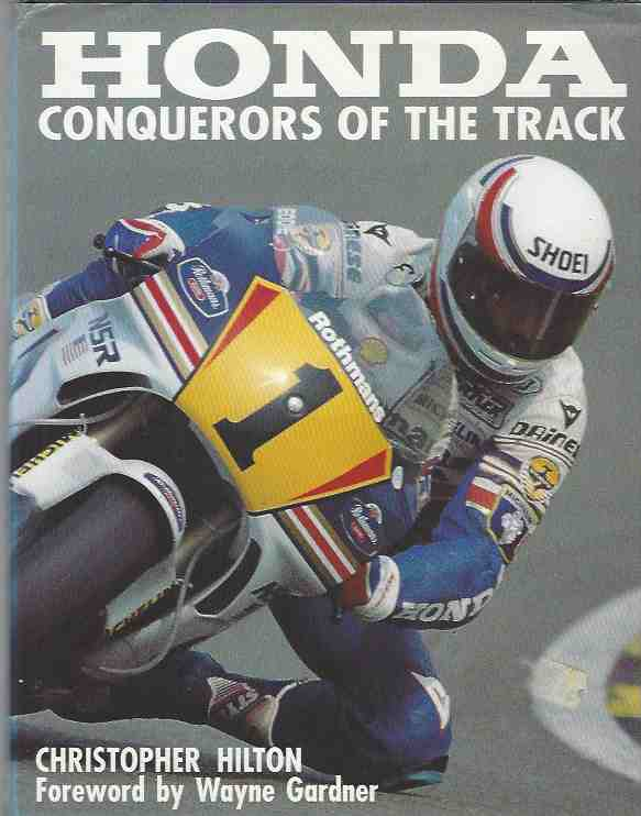 Image for Honda - Conquerors of the Track