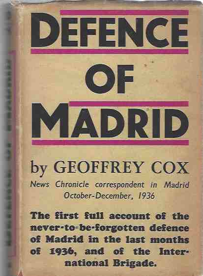 Image for Defence of Madrid