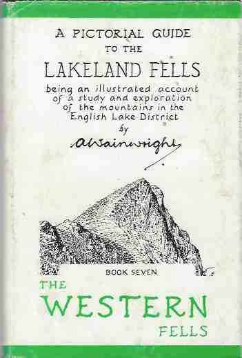 Image for A Pictorial Guide to the Lakeland Fells - Book Seven, The Western Fells