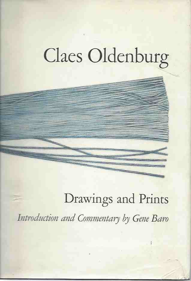 Image for Claes Oldenburg Drawings & Prints