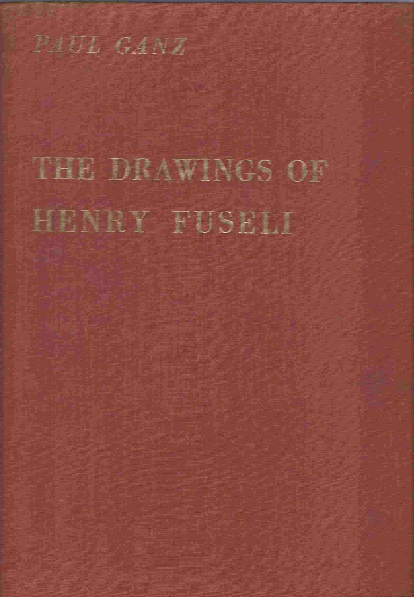 Image for The Drawings of Henry Fuseli