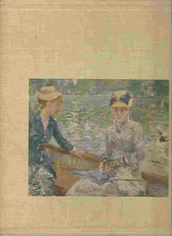 Image for The Correspondence of Berthe Morisot with her family and friends: Manet, Puvis de Chavannes, Degas, Monet, Renoir, and Mallarme