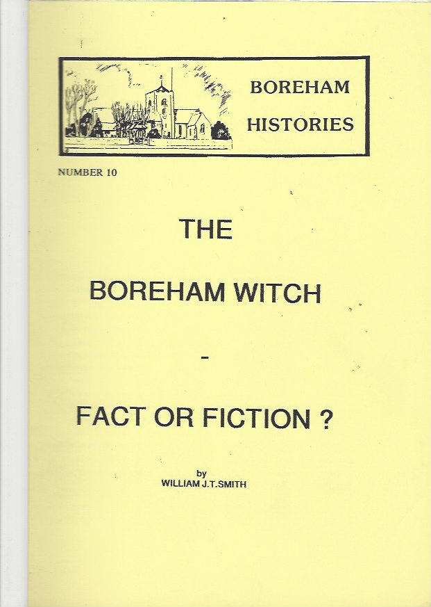 Image for The Boreham Witch - Fact or Fiction