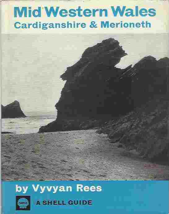 Image for Mid-western Wales  Cardiganshire and Merioneth