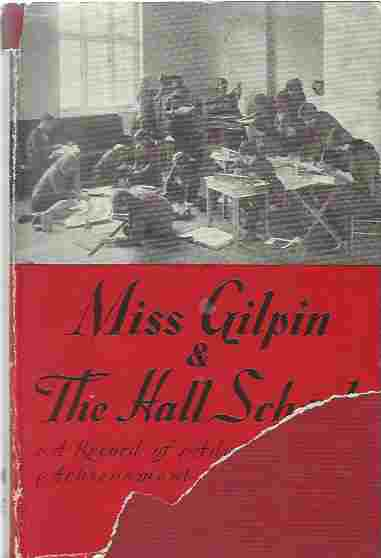 Image for Miss Gilpin and the Hall School