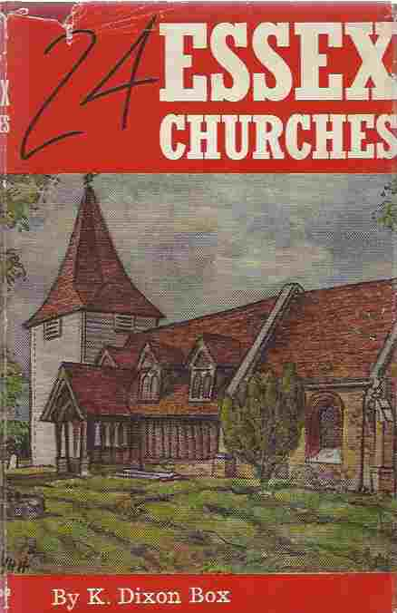 Image for Twenty Four Essex Churches
