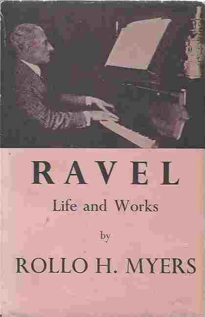 Image for Ravel  Life and works