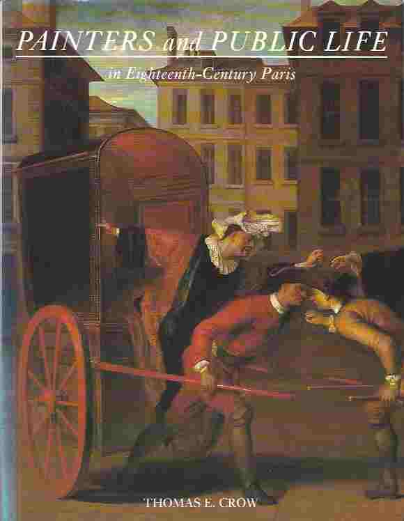 Image for Painters and Public Life in Eighteenth-Century Paris