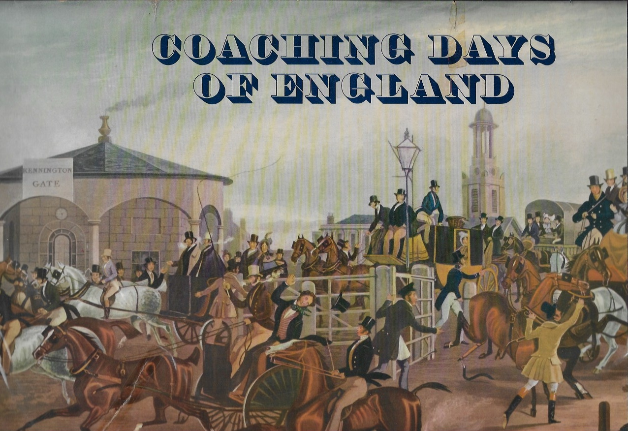 Image for Coaching Days of England
