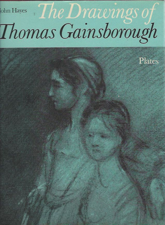 Image for The Drawings of Thomas Gainsborough - Two Vols. Vol I, Text; Vol II, Plates.